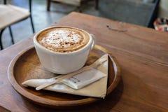 Popołudniowa kawa Obrazy Royalty Free