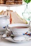 Popołudniowej herbaty set Fotografia Royalty Free