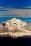 Popo y nubes III Foto de archivo libre de regalías
