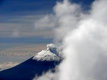 Popocarepetl volcano Royalty Free Stock Image