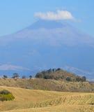 Popocatépetl Imágenes de archivo libres de regalías