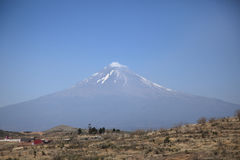 Popocatepetl Stockfotos