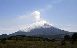 Popocatepetl Royalty Free Stock Photography
