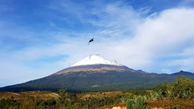 popocatepetl Stock Foto's