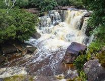 Popokavil-Wasserfall Stockbild