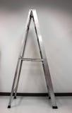 Popolare di alluminio della scala Immagine Stock