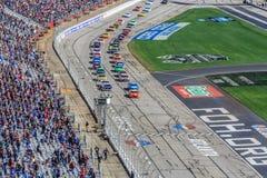 Popolare di onore 500 Atlanta Motor Speedway fotografia stock