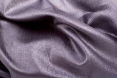 Popolare di tessuto grigio Fotografia Stock