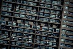 Popolato densamente Immagine Stock