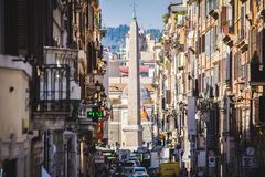 popolo rome аркады Италии del Стоковое Изображение