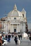 popolo rome аркады Италии del Стоковая Фотография