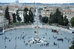 popolo rome аркады Италии del Стоковая Фотография RF
