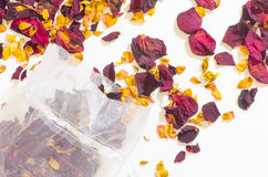Popourri dried flowers petals Stock Photography