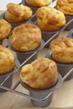Popovers baked Royalty Free Stock Photo