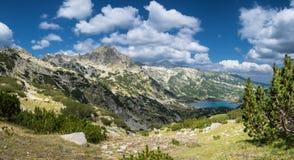 Popovo jezioro zdjęcie stock