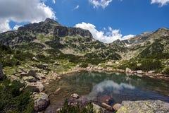 Popovo Lake, Pirin Mountain Stock Photo
