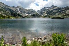 Popovo Lake, Pirin Mountain Stock Images