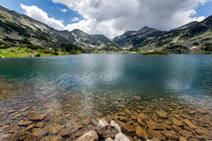 Popovo See, Pirin-Berg Lizenzfreies Stockfoto