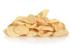 Poppadom Cracker Snack Stock Photo