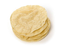 Poppadom Royalty Free Stock Photos