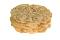 Poppadoms Stock Photos