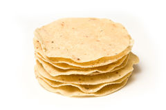 Poppadoms Royalty Free Stock Photo