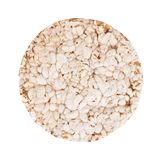The popped buckwheat slice Royalty Free Stock Photography