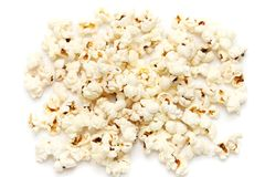 Popped Corn Stock Photography