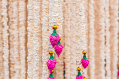 Popped hanging for decorations. Stock Photography