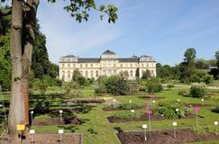 Poppelsdorf Palace in Bonn Stock Photo