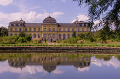 POPPELSDORF PALACE IN BONN Royalty Free Stock Image