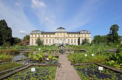 Poppelsdorf Palast in Bonn Lizenzfreie Stockfotos