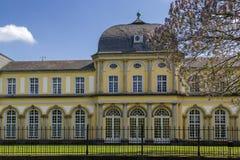 Poppelsdorf slott, Bonn, Tyskland Arkivfoto