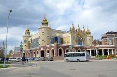 Poppentheater Ekiyat Royalty-vrije Stock Foto's