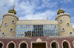 Poppentheater Ekiyat Royalty-vrije Stock Afbeeldingen