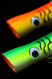 Popper Lure. Fishing lure for sport fishing Royalty Free Stock Photo
