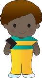 Poppy Bahamas Boy Lizenzfreie Stockfotografie