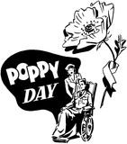 Poppy Day Stockbilder