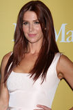 Poppy Montgomery arrives at the City of Hope's Music And Entertainment Industry Group Honors Bob Pittman Event Royalty Free Stock Photography