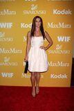 Poppy Montgomery arrives at the City of Hope's Music And Entertainment Industry Group Honors Bob Pittman Event Royalty Free Stock Photos