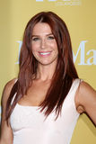 Poppy Montgomery arrives at the City of Hope's Music And Entertainment Industry Group Honors Bob Pittman Event Stock Photography
