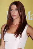 Poppy Montgomery arrives at the City of Hope's Music And Entertainment Industry Group Honors Bob Pittman Event Stock Images