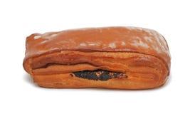 Poppy patty-cake, isolated Royalty Free Stock Photos