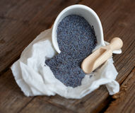 Poppy seed Stock Photos