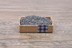 Poppy seed Stock Photography