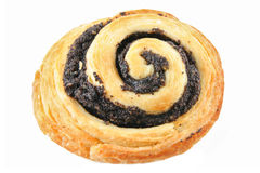 Poppy Seed Danish Royalty Free Stock Images