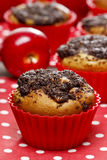 Poppy-seed muffins Royalty Free Stock Images