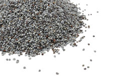 Poppy Seeds Stock Image