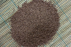 Poppy seeds Stock Images