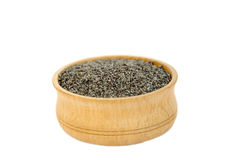 Poppy seeds Royalty Free Stock Photos